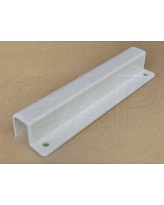 CLOTHES DRYER HINGE COVER