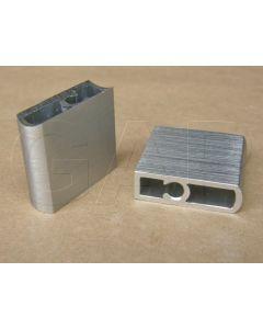 0271001303 SPACER HANDLE S/S BRIGHT BIOS