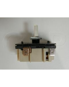 HOTPLATE CONTROL SWITCH INFINITE HEAT WITH ISOLATED PILOT