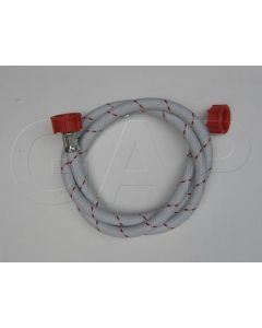 HOSE ASSY INLET HOT/RED