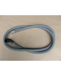 0571400166 **SUPERSEDED*** DRAIN HOSE 2.4M - Now Use Part no. 1173680305