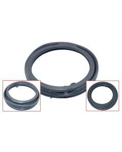 BELLOW RUBBER DOOR GASKET