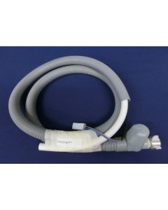 INLET HOSE ASSEMBLY WITH VALVE