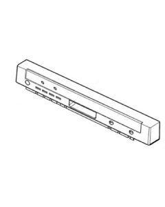 42088430 PANEL CONTROL GREY - WSF6608X