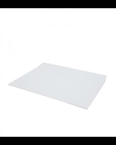 LID ASSY 600 WHITE SPRING PKD
