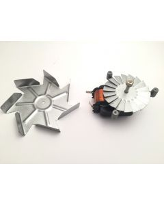 St George Kleenmaid Oven Fan Forced Motor