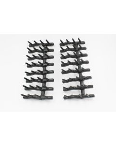 SUPPORT SPIKES RUBBER - GREY