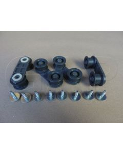 KIT ROLLER TUB ASSY