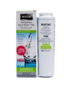 UKF8001 Maytag Internal Horizontal Fridge Water Filter